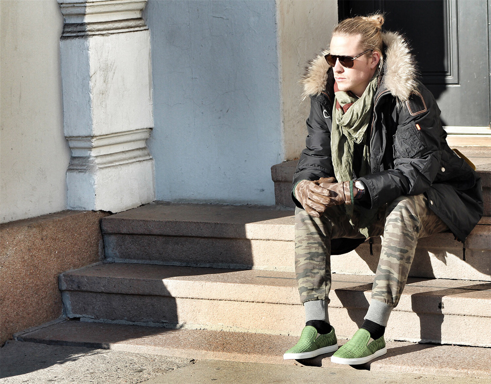 parajumpers style